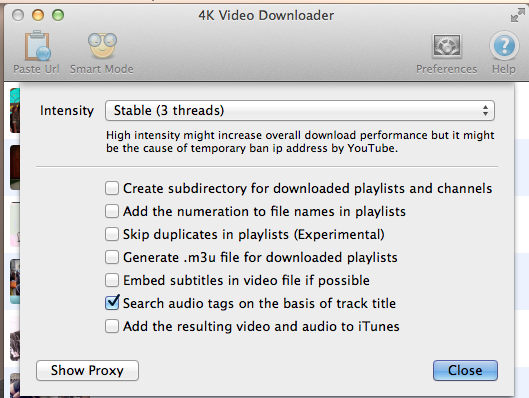 Audio Trac Video Downloader - Mariagegironde