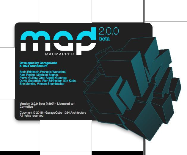 Madmapper 2.0 Beta