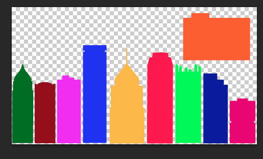 Simple Pittsburgh Skyline Projection Mapping Tutorial - Projection ...