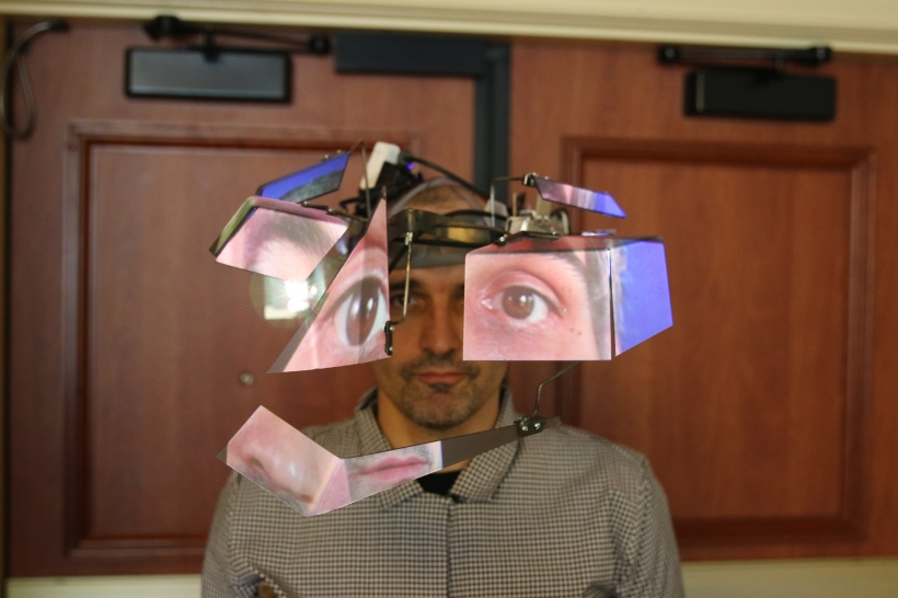 Portable Projection Mask ProjectileObjects