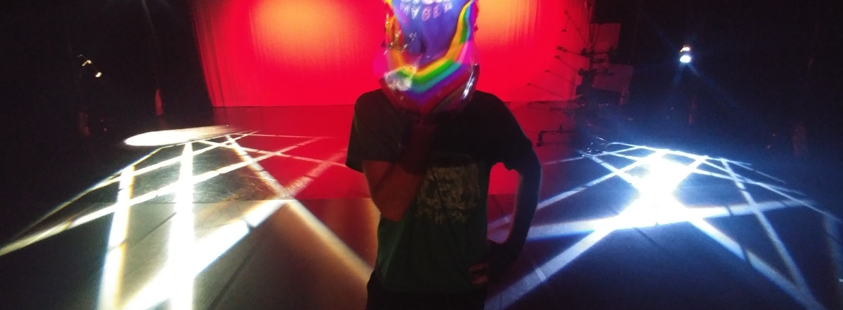 projectile objects video projection mapping mask dayfornight