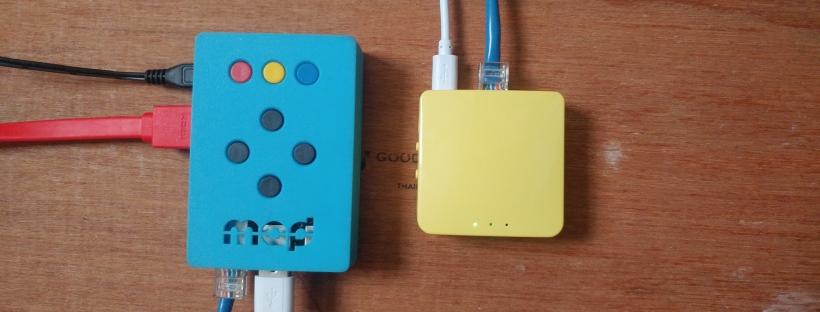 madmapper minimad wifi raspberry pi 2 glinet
